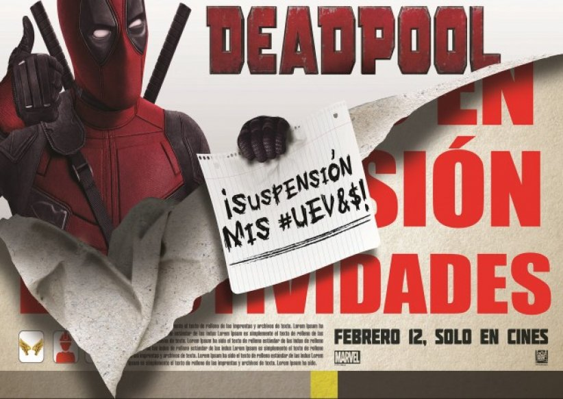 Deadpool : Vignette Magazine