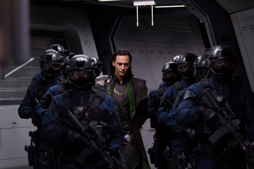 Avengers : Photo Tom Hiddleston