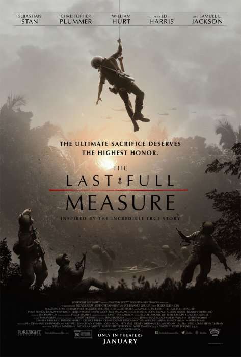 The Last Full Measure : Affiche