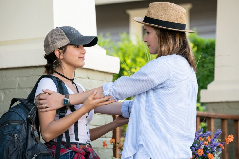 Apprentis parents : Photo Isabela Moner, Rose Byrne