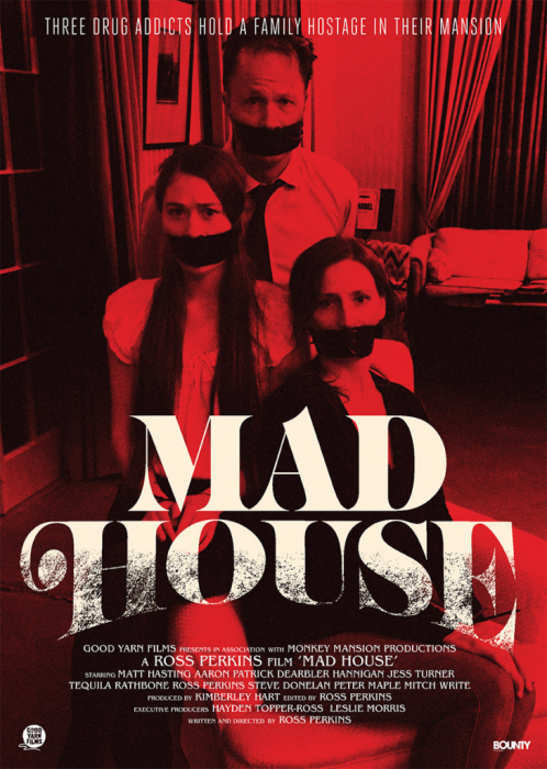 Mad House : Affiche