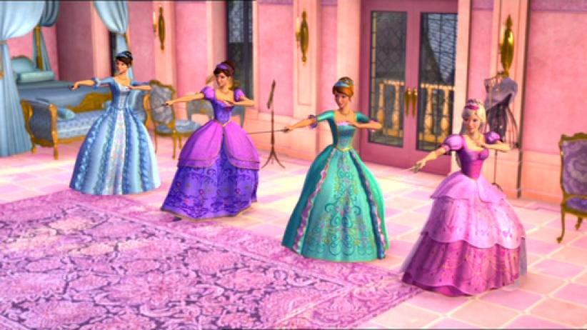 Voir toutes les photos du film barbie et les trois mousquetaires et affiches officielles du film - Barbie et les mousquetaires ...