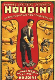 Affiche de The Secret Life of Houdini: The Making of America's First Superhero