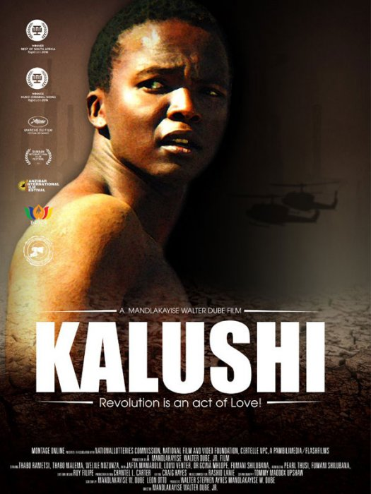 Kalushi: The Story of Solomon Mahlangu : Affiche