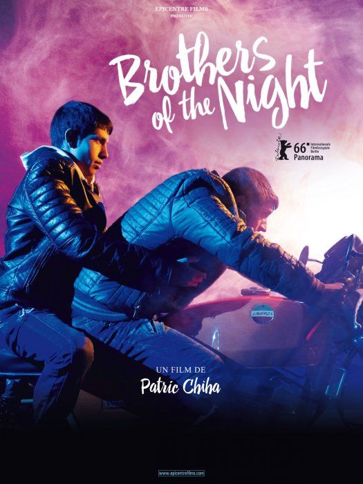 Brothers of the Night : Affiche