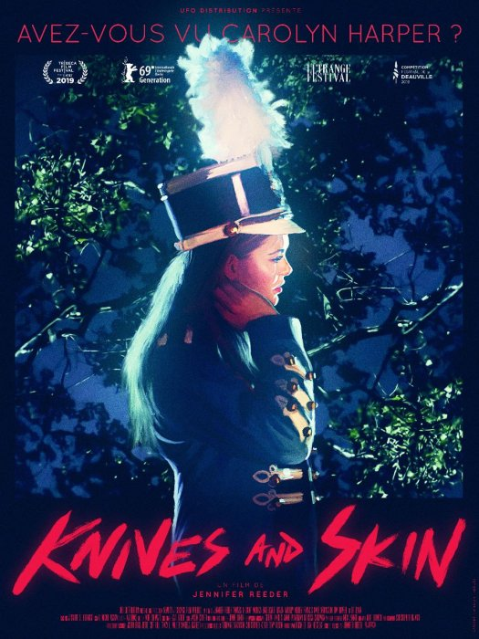 Knives and Skin : Affiche