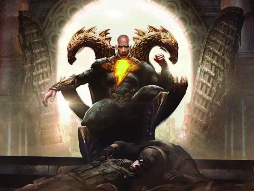 Black Adam : Photo