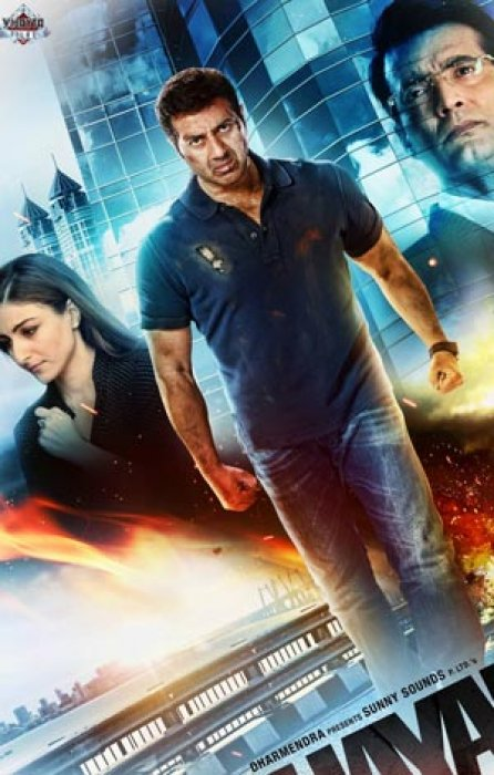 Ghayal Once Again : Affiche