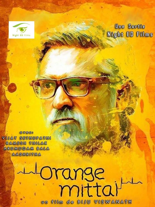 Orange Mittai : Affiche