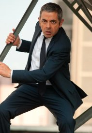 Affiche de Johnny English 3
