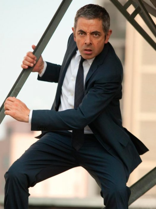 Johnny English 3 : Affiche