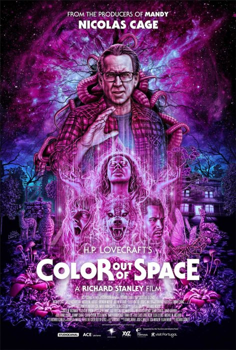 Color Out Of Space : Affiche