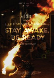 Affiche de Stay Awake, Be Ready