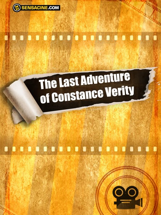 The Last Adventure of Constance Verity : Affiche