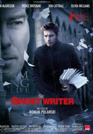 Affiche de The Ghost Writer