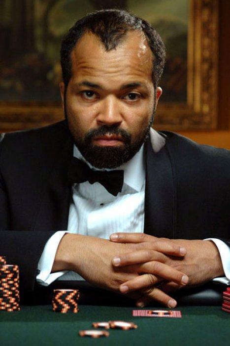 Casino Royale : Photo Jeffrey Wright