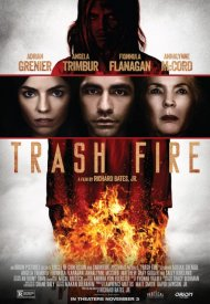 Affiche de Trash Fire