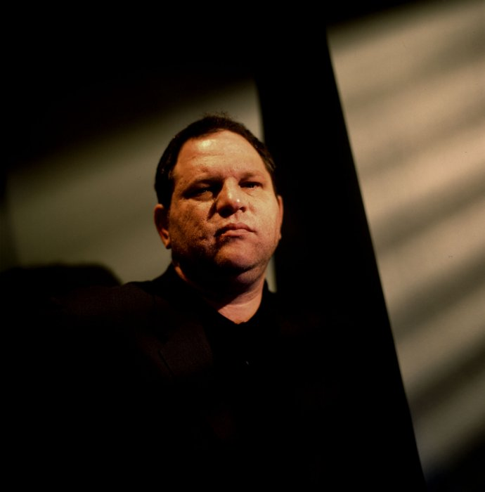 L'Intouchable, Harvey Weinstein : Photo
