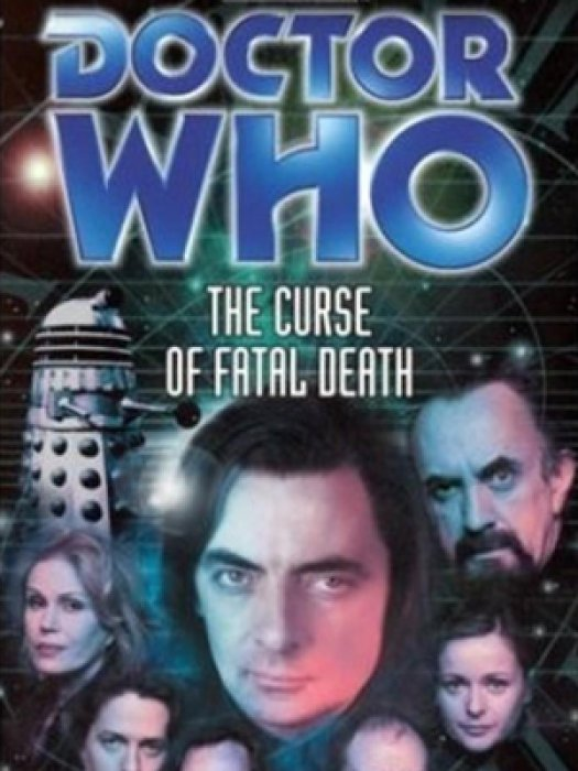 Comic Relief: Doctor Who and the Curse of Fatal Death : Affiche