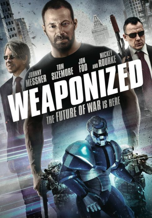 Weaponized : Affiche