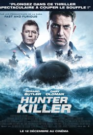 Affiche de Hunter Killer