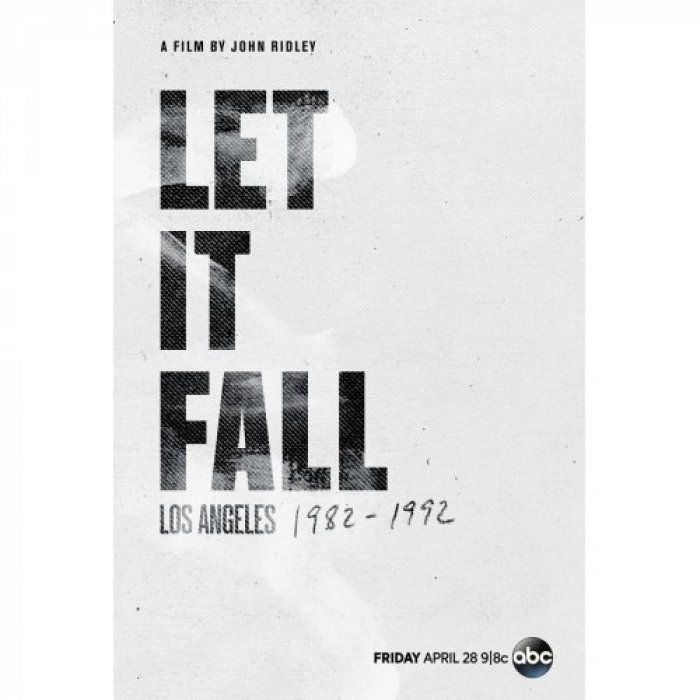 Let It Fall: LA 1982-1992 : Affiche