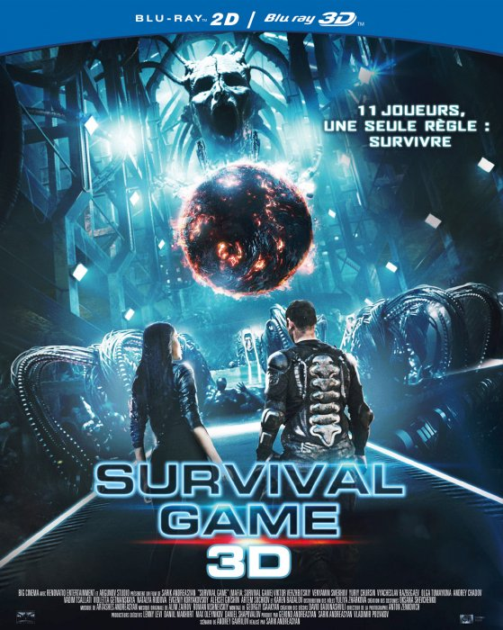 Survival Game : Affiche
