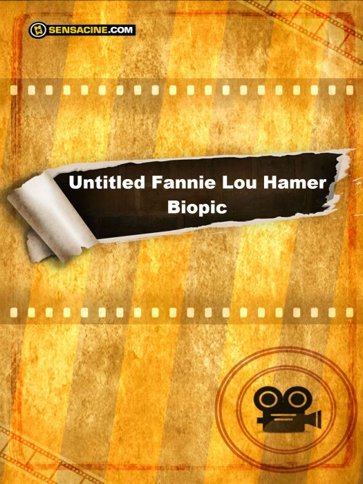 Untitled Fannie Lou Hamer Biopic : Affiche