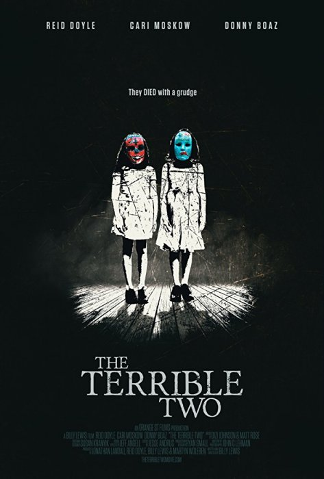 The Terrible Two : Affiche