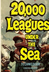 Affiche de 20.000 Leagues Under the Sea