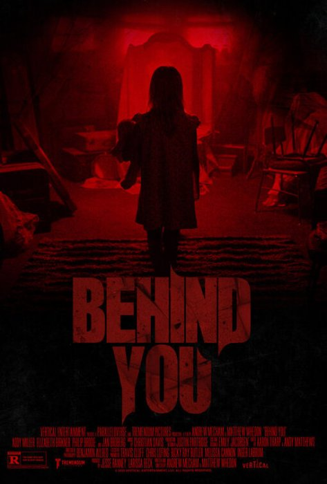 Behind You : Affiche