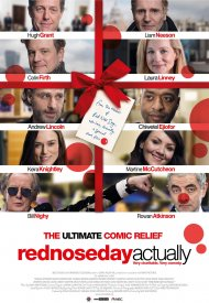 Affiche de Red Nose Day Actually
