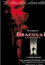 Affiche de Dracula II: Ascension