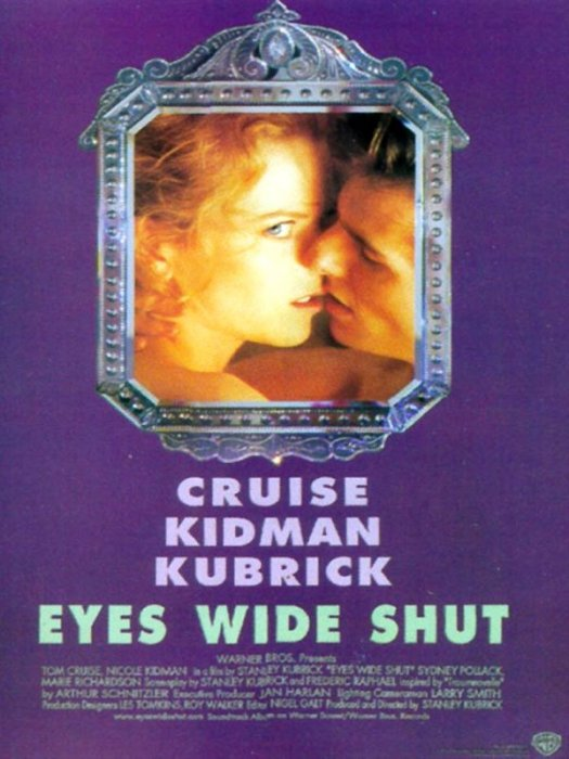Eyes Wide Shut : Affiche
