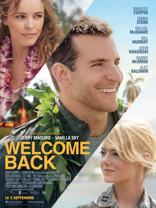 Welcome Back : Affiche