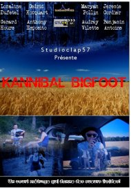Affiche de Kannibal Bigfoot