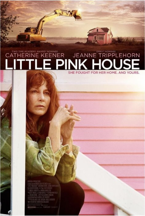Little Pink House : Affiche