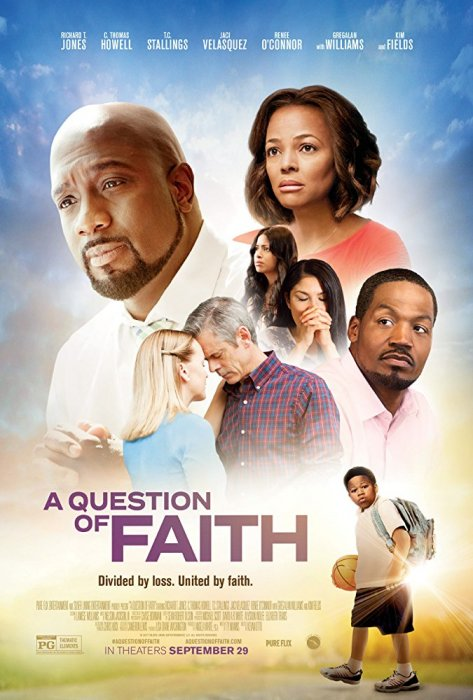A Question of Faith : Affiche