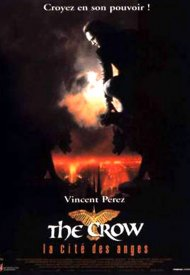 Affiche de The Crow : la Cité des Anges