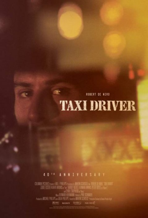 Taxi Driver : Affiche