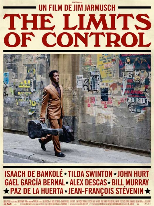 The Limits of Control : Affiche