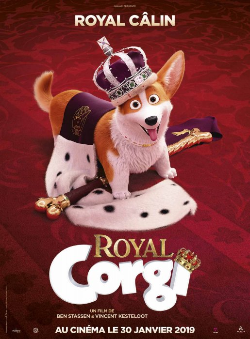 Royal Corgi : Affiche