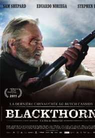 Affiche de Blackthorn