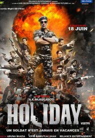 Affiche de Holiday