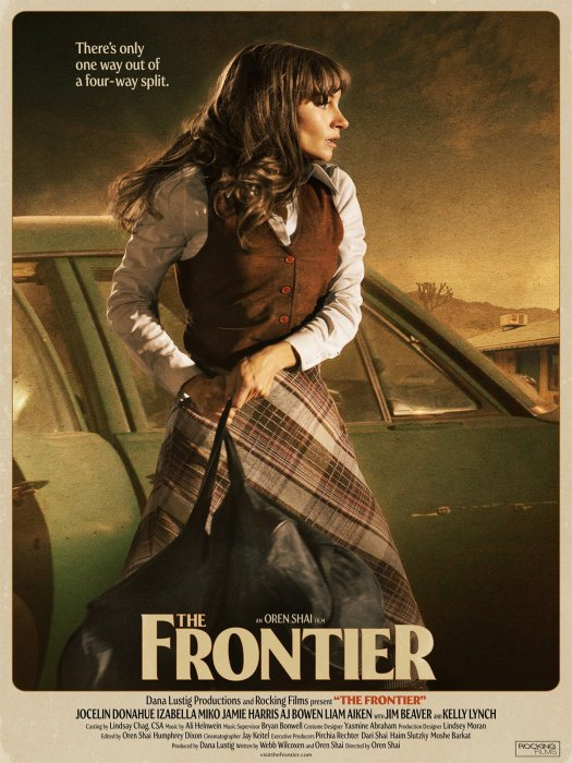 The Frontier : Affiche