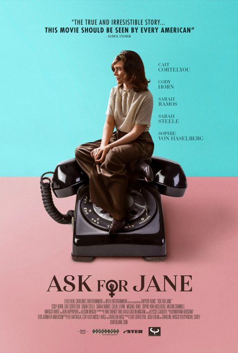 Ask For Jane : Affiche