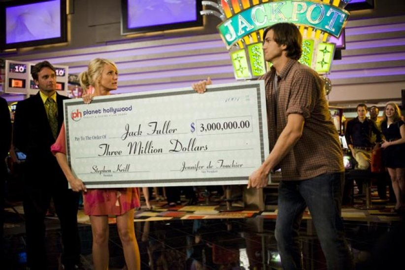 Jackpot : photo Ashton Kutcher, Cameron Diaz, Tom Vaughan