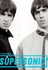 Affiche de Supersonic - The Oasis Documentary