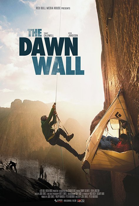 The Dawn Wall : Affiche
