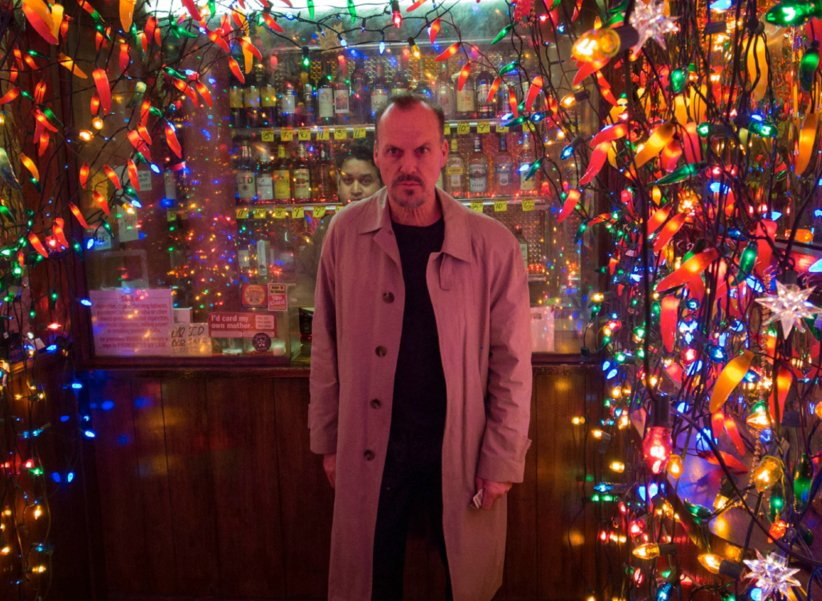 Birdman : Photo Michael Keaton